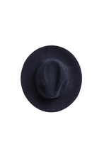 Will Bear Anderson Mens Womens Wide Floppy Brim Fedora Australian Wool Top