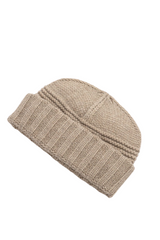 Will And Bear Doc Beanie Wool Mens Womens Image From Above