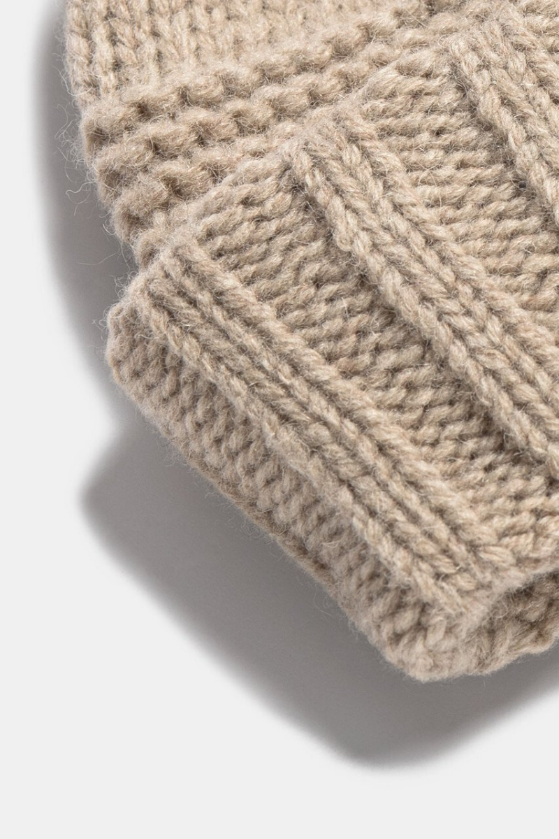 Will And Bear Doc Beanie Wool Mens Womens Image Detail