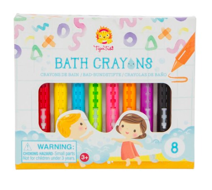 BATH CRAYONS- TIGER TRIBE