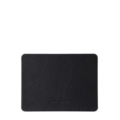 OF SOUND MIND MOUSE PAD - BLACK
