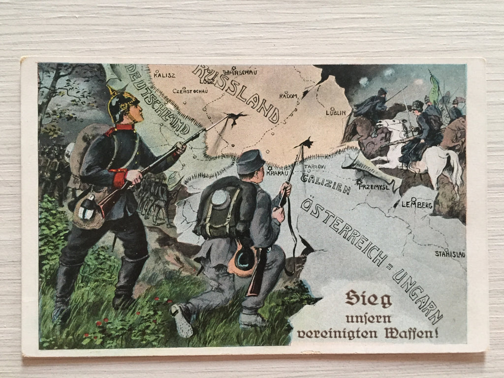 Propaganda post cards