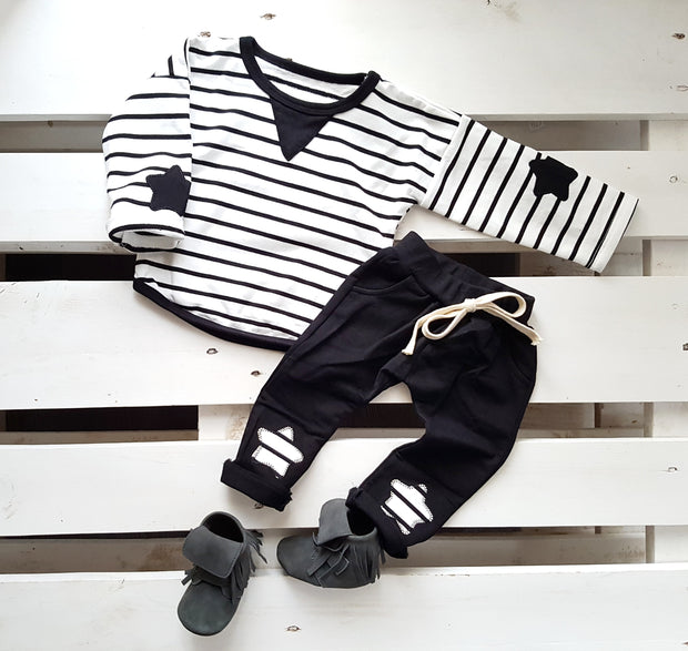 Cleo - Baby Shirt/Pants Set
