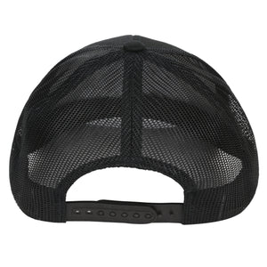 White on Black Mesh Trucker Cap – True Creation 07aa7ffd0512