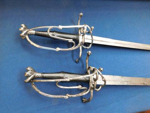 Wallace Collection A489 Swiss Sabre Saber Landsknecht sword