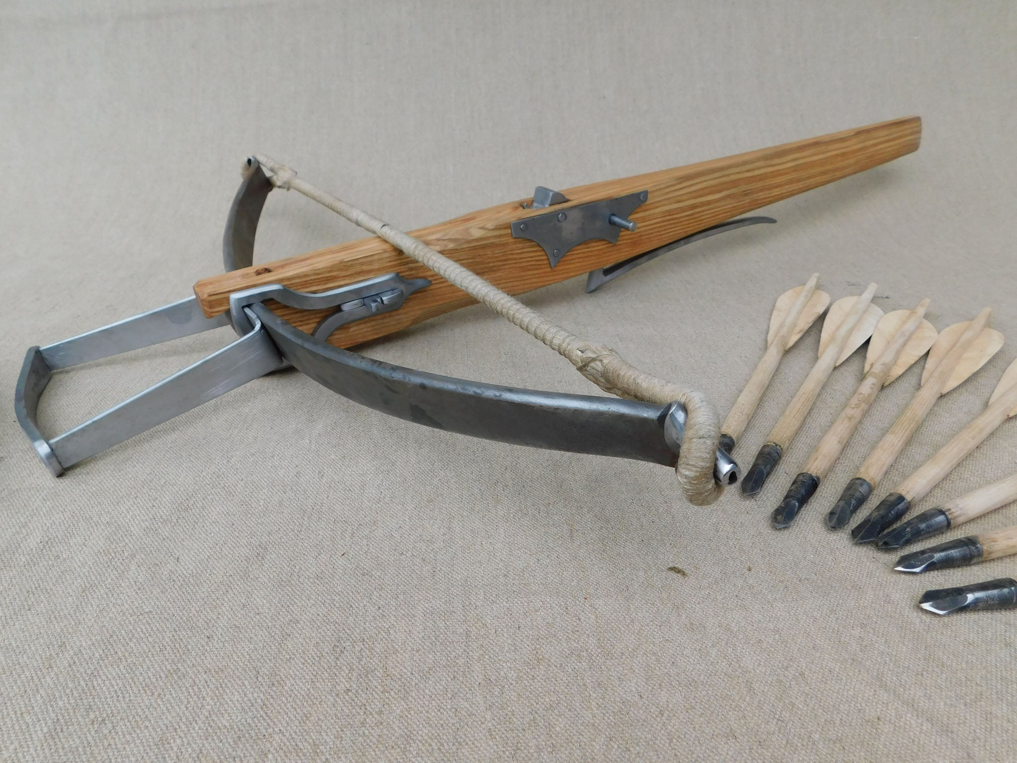 Medieval crossbows, museum quality replica - Tod's Workshop