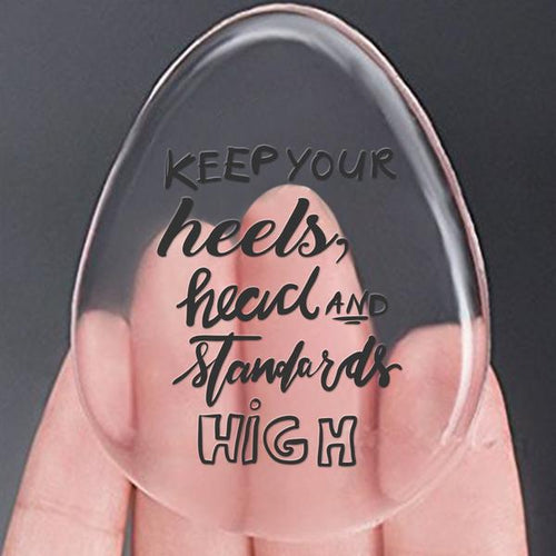 JellyPuff - Keep Your Heels, Head And Standards High!