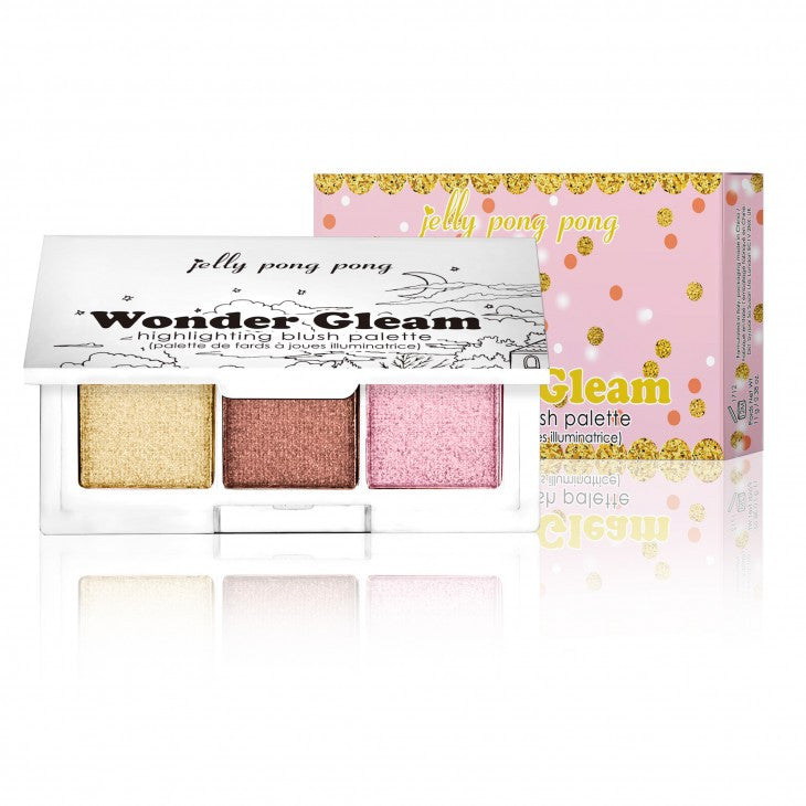 Wonder Gleam - Highlighting Blush Palette
