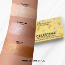 Celestina - Eyeshadow & Highlight Palette