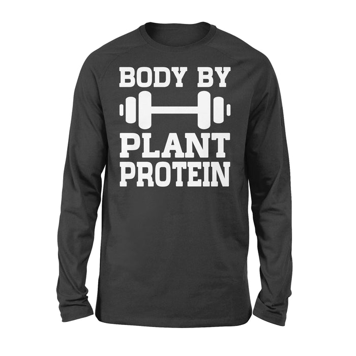 Body By Plant Protein - Standard Long Sleeve