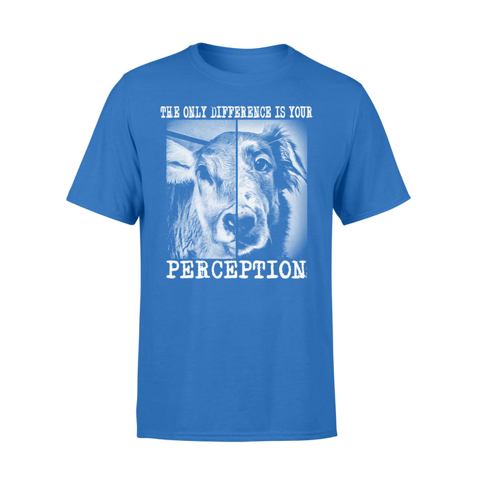 WildFreeSpirit Vegan Shirts Perception - Standard T-shirt