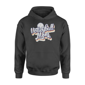 WildFreeSpirit Volleyball Shirts Volleyball Mom Shirt - Standard Hoodie