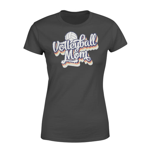 WildFreeSpirit Volleyball Shirts Volleyball Mom Shirt - Standard Women's T-shirt