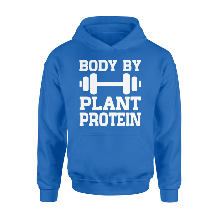 Body By Plant Protein - Standard Hoodie