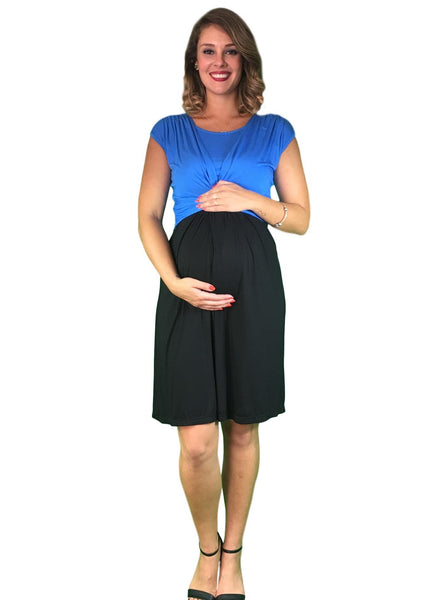 maternity & nursing dress