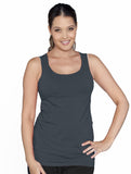 Cotton Maternity Tank - Dark Teal - Cotton Maternity Tank - Dark Teal