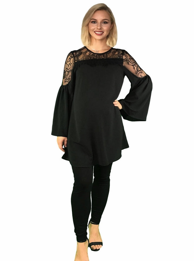 maternity evening top