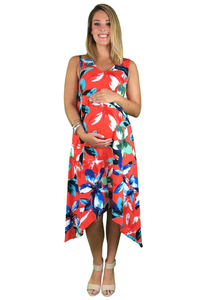 Relaxed Fit New Cover Maternity Dress -