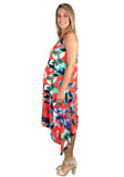 Relaxed Fit New Cover Maternity Dress - maternity dress - relaxed fit