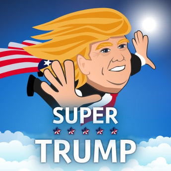 SuperTrump and What's Going Down?