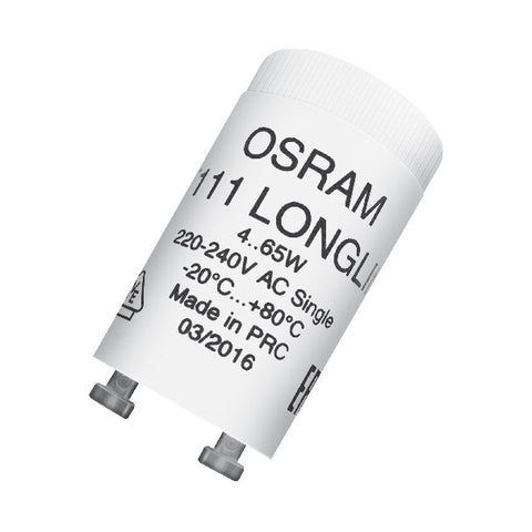 OSRAM Starter ST 111 long life - 25 pieces (In-Stock)