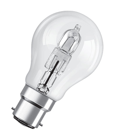 OSRAM HALOGEN Classic A 46 W B22d - 20 pieces (In-Stock)