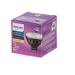 Dubai Lamp MR16 LED 3-50W 830 Warm White - 10 pcs (In-Stock)