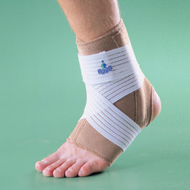 Ankle Support with Straps / 1008