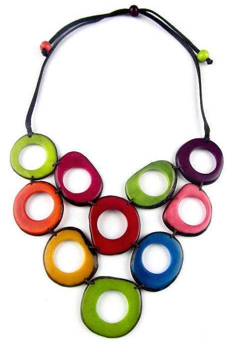 Alegria necklace - Multicoloured