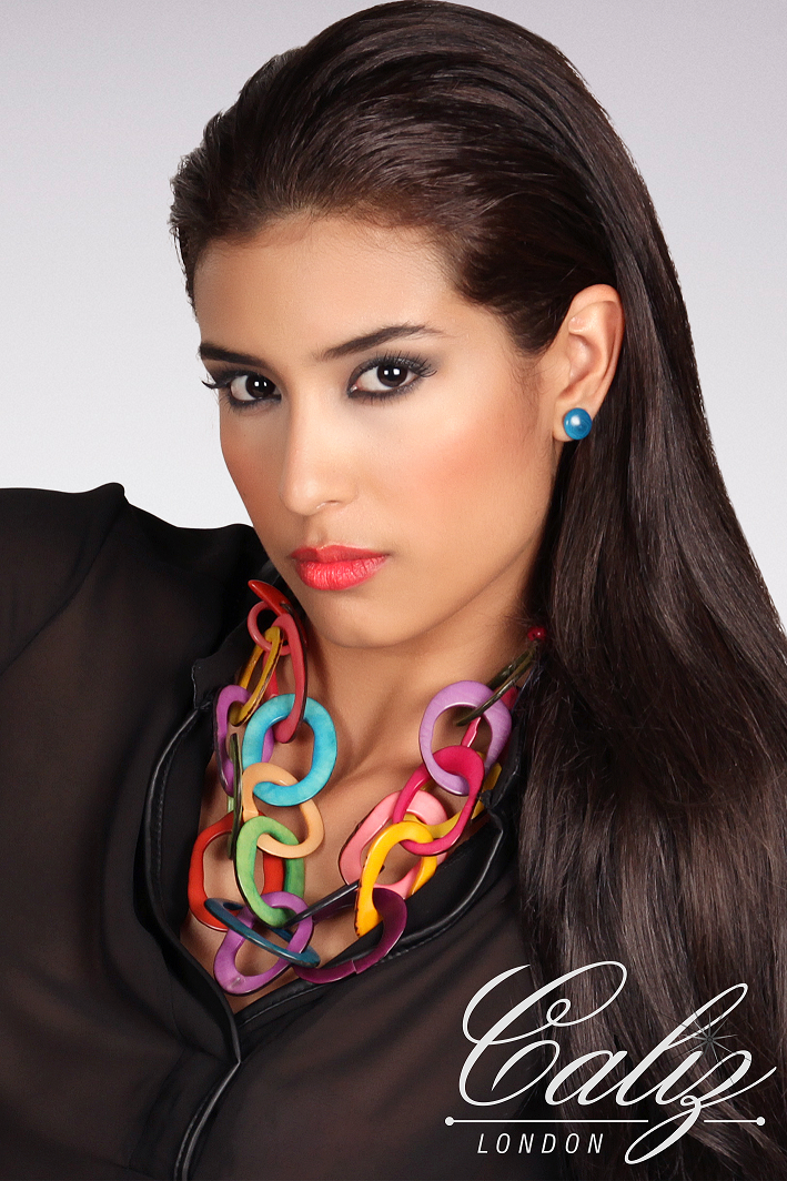 Cadena Necklace - Multicolour