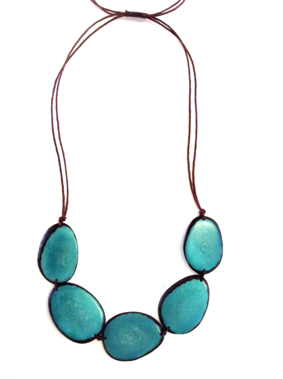 Diana Necklace - Blue Sky