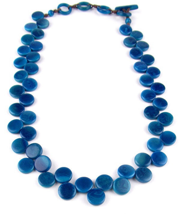 Kate Necklace - Turquoise
