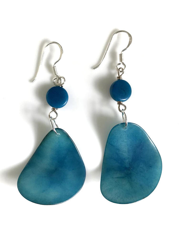 Pluma Earrings - Turquoise