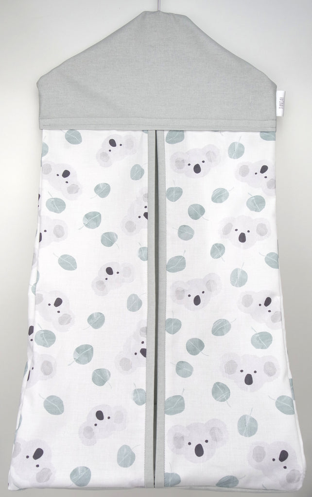 Australian Koala Nappy Stacker (Grey)