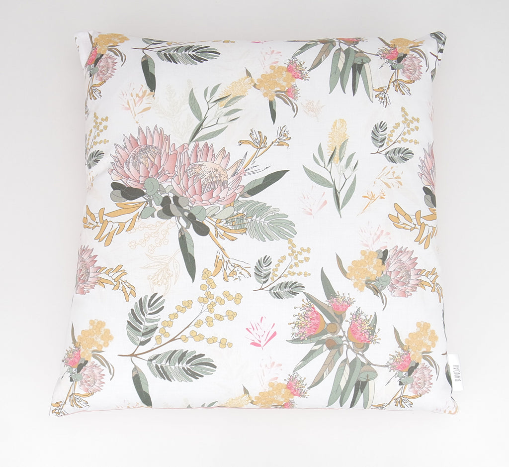 Australian Wildflower Cushion Cover