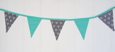 Little Arrows Bunting Flags