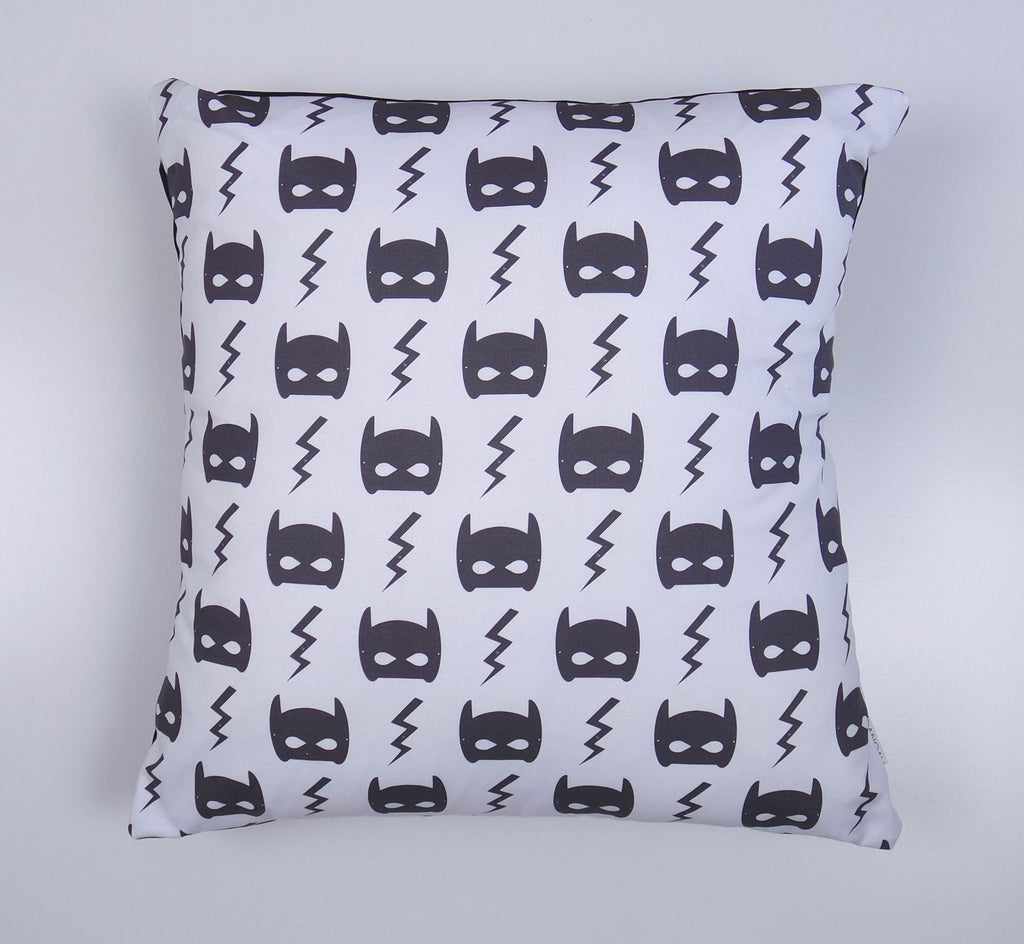 Batmask Cushion Cover