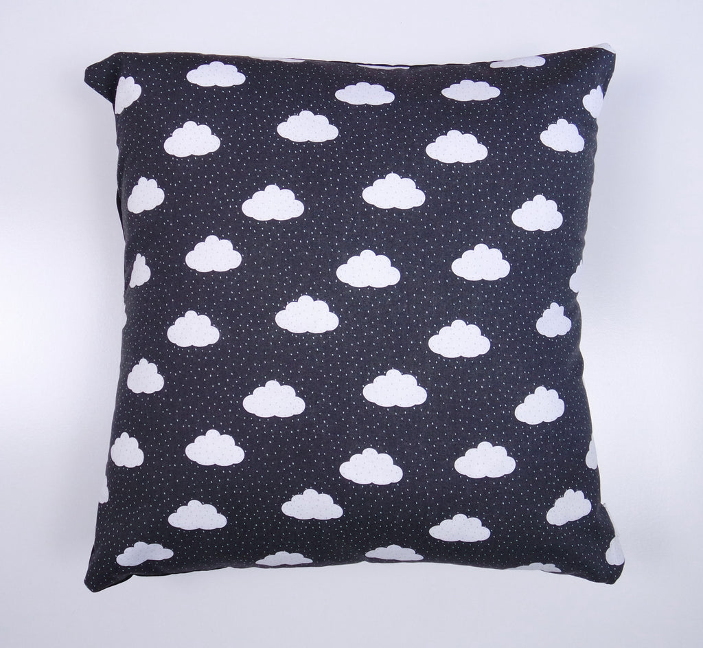 Stormy Clouds Cushion Cover