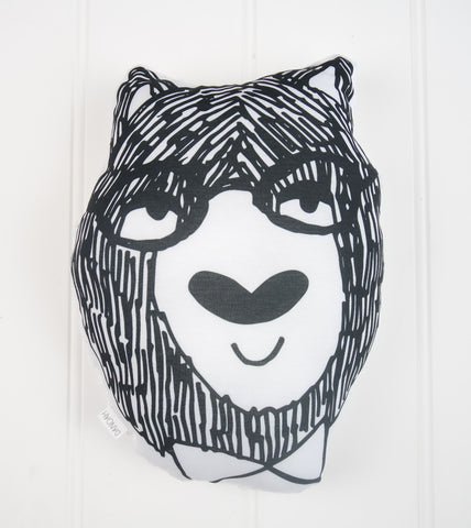 Bowtie Bear Cushion / Toy