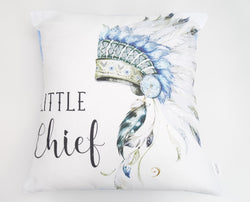 Little Chief Cushion Cover