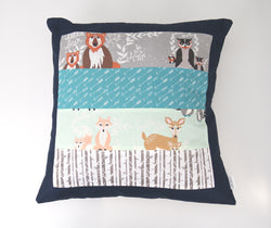 Hello Bear Woodland Cushion Cover