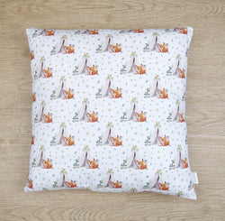 Boho Deer Cushion Cover
