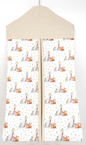 Boho Deer Nappy Stacker
