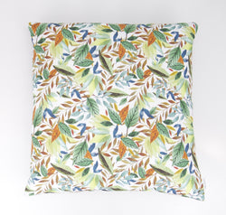 Giraffe Leaf Cushion Cover