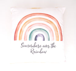 Somewhere Over the Rainbow Cushion Cover