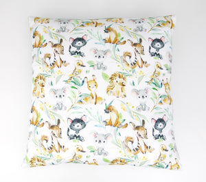 Australian Animals Cushion Cover
