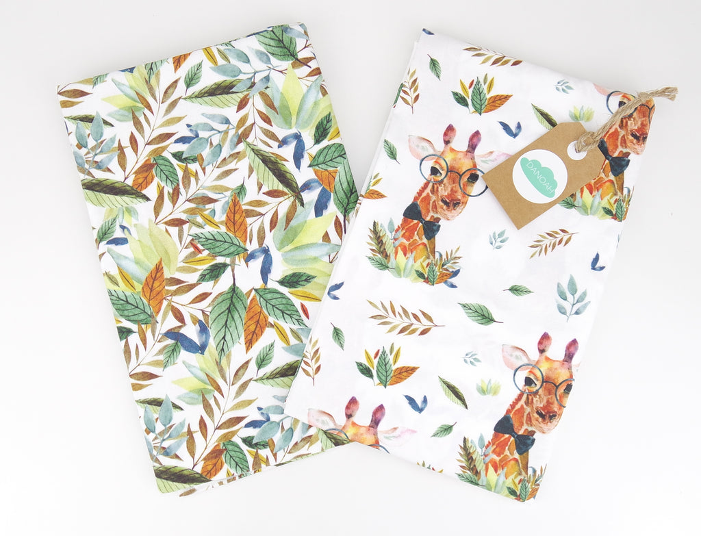 Change Table Cover ADD-ON to Boy Giraffe Collection