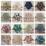 Any 3 Organic Bandana Bibs for $29