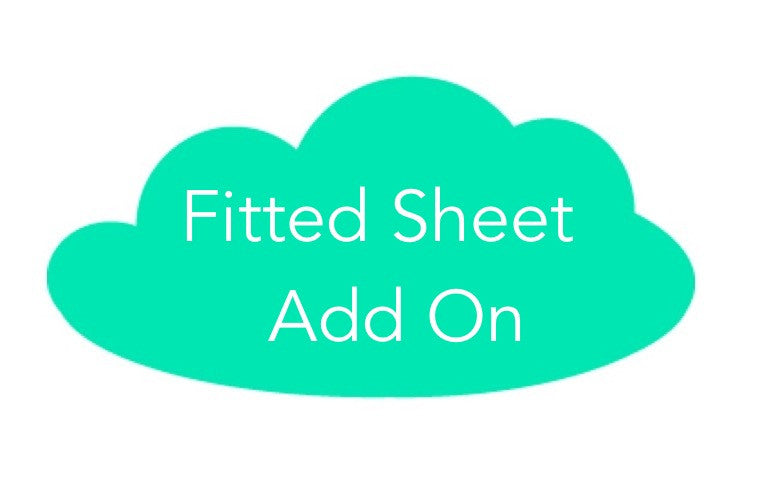 Fitted Cot Sheet ADD-ON