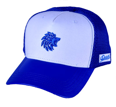 Blue Dabati Supernova Cap